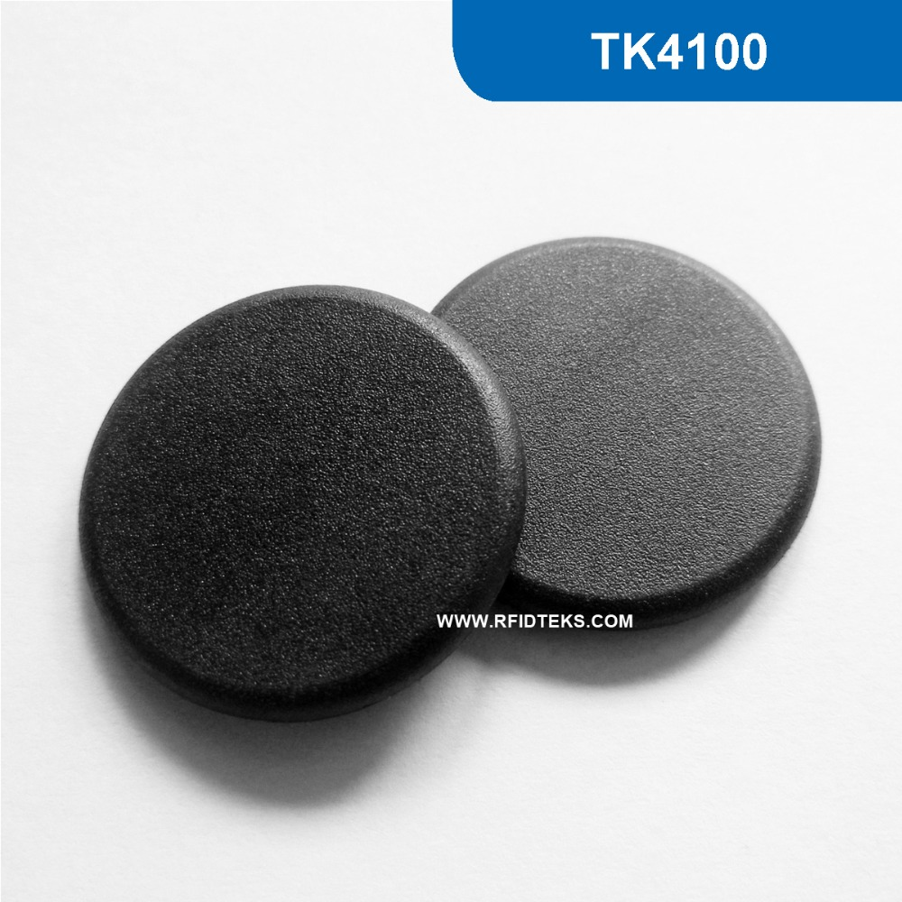 G24 Dia 24mm High Temperature RFID laundry Tag for INDUSTRY AND LOGISTICS LF 125KHz Read only with TK4100 Chip Free Shipping