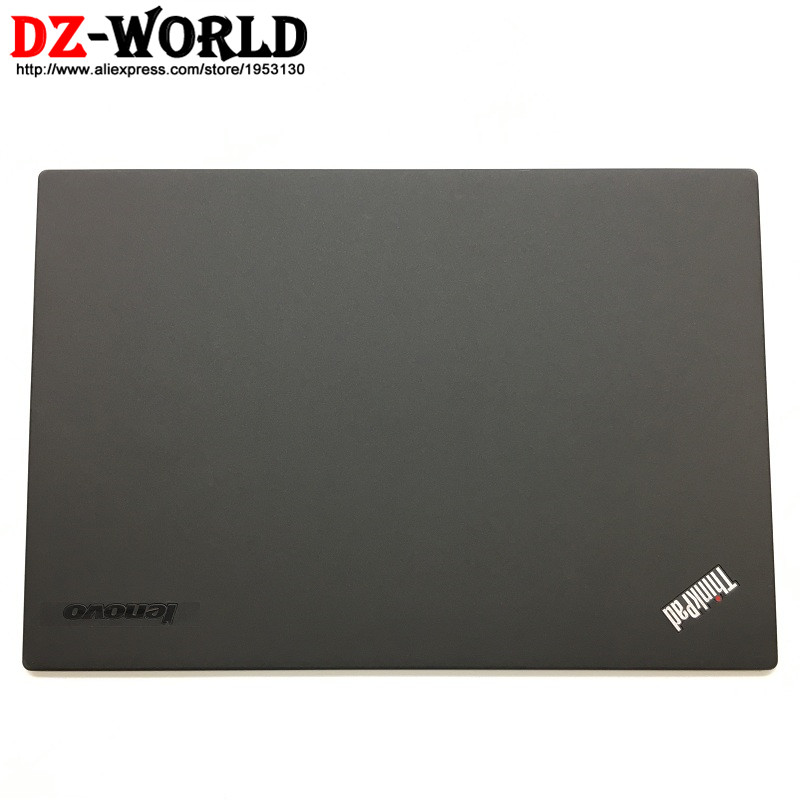 New Original for Lenovo ThinkPad X240 X250 LCD Shell Top Lid Rear Cover 04X5359 0C64938 for Non-touch Display new laptop lenovo thinkpad x240 x250 lcd rear back cover the lcd rear cover 04x5359