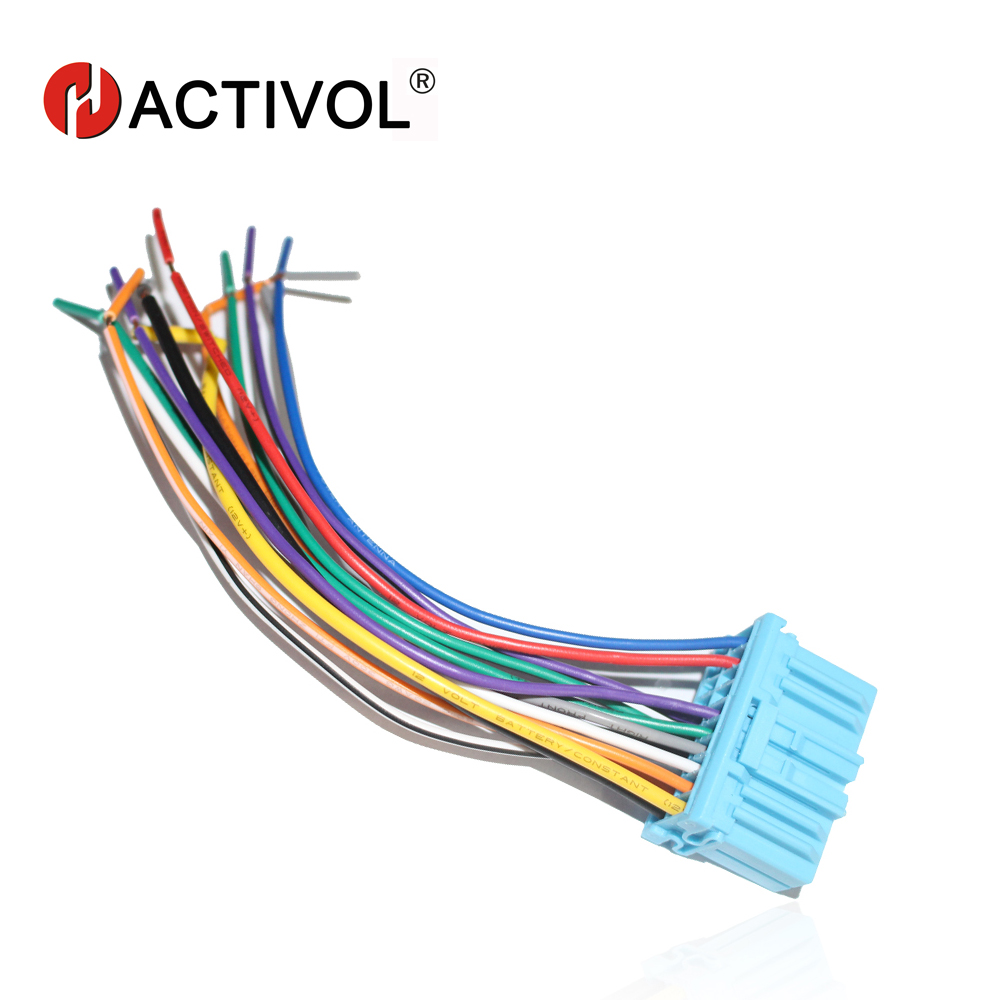 Online Shop Car Radio Stereo Female ISO Plug Power Adapter Wiring Harness  Special for Suzuki Grand vitara, sx4,swift ISO harness power cable |  Aliexpress ...