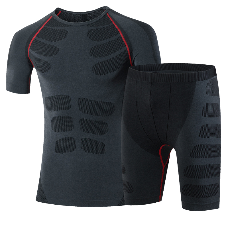 Нови компресионни комплекти за мъже - Спортно облекло и аксесоари - Снимка 4