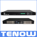 TBS2951 Profesional versión básica sin tarjeta de Servidor de Streaming IPTV, Vivo SD/HD TV streaming