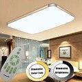 Luces de techo Control Remoto brightiness y Lunminaria Iluminación temperatura de color de Luz de la Sala Luz de Techo LLEVADA Dormitorio
