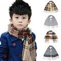 Tassel Knit Child Scarf Girl Neck Warm Kid Scarf Boy Neckerchief Baby Autumn Winter Scarf Child Muffler Shawl Free Shipping