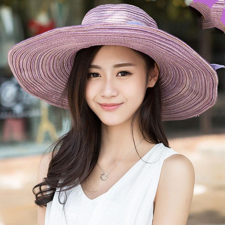 Aliexpress.com : Buy Women's holiday beach sun hats Caps ... - photo#26