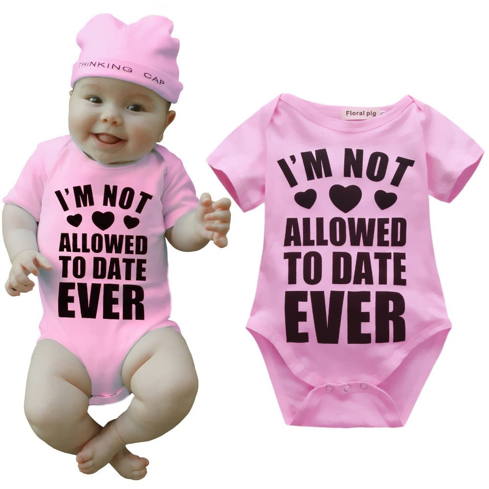 Toddler Baby Girls Cotton Romper Jumpsuit Outfits Clothes 0-18M newborn baby girl clothes baby rompers baby costume creepers