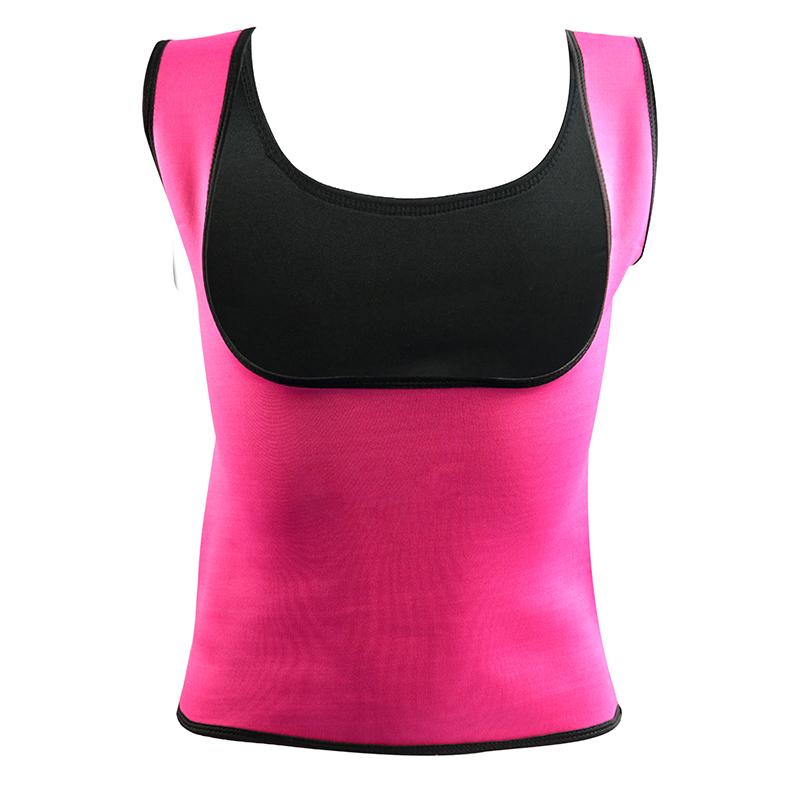 Plus Size Neoprene Sweat Sauna Hot Body Shapers Vest Waist Trainer Slimming Vest Shapewear font b