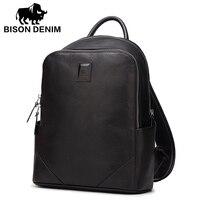 BISON DENIM Genuine Leather 14