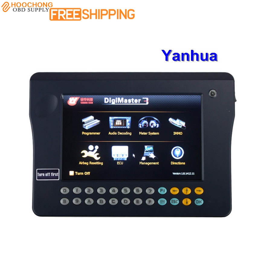 Yanhua Digimaster 3 Digimaster III Odometer Correction Master with 1080 Tokens Get Free CAS4+ Software
