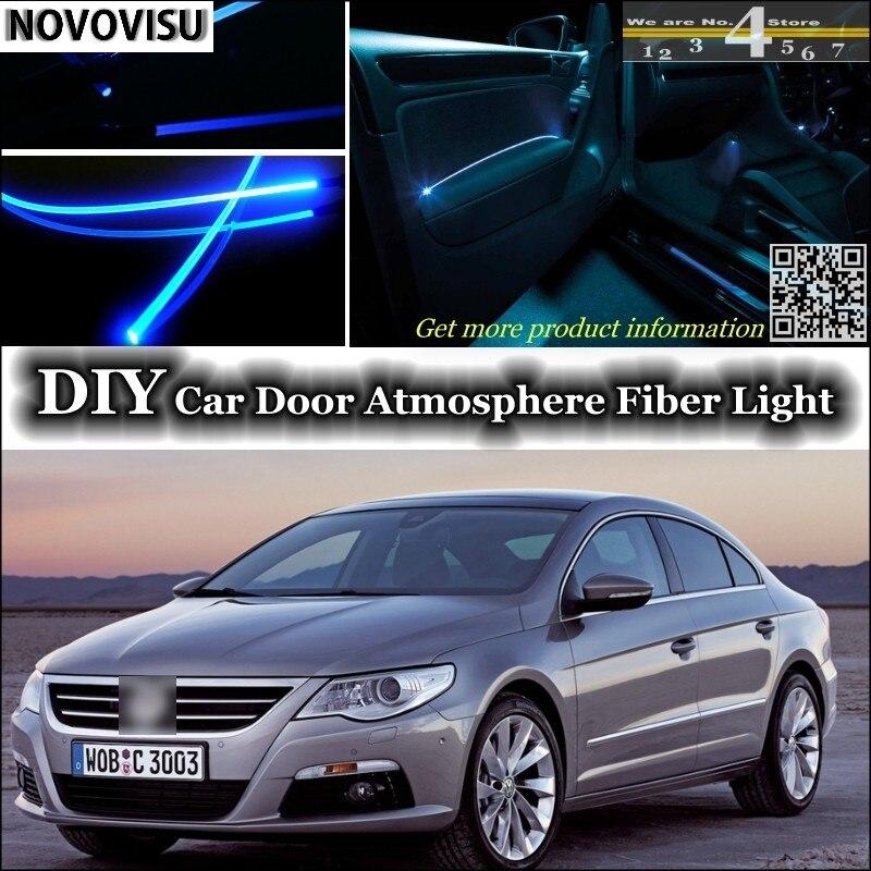 NOVOVISU para Volkswagen VW Passat CC luz ambiental
