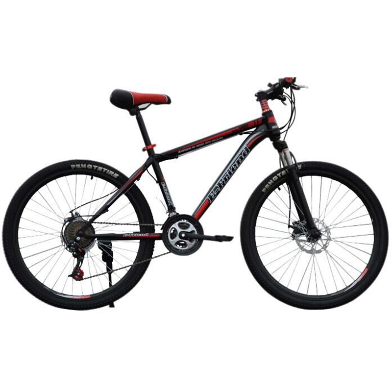 Selling Hot Style High Carbon Steel 21 Speed 26 Inches Exercise Bicycle Partsretail Mountain Bike
