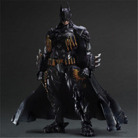 Batman Figure Gogues Gallery Armor Play Arts Kai Play Art KAI PVC Action Figure Bat Man Bruce Wayne 26cm Doll Toy
