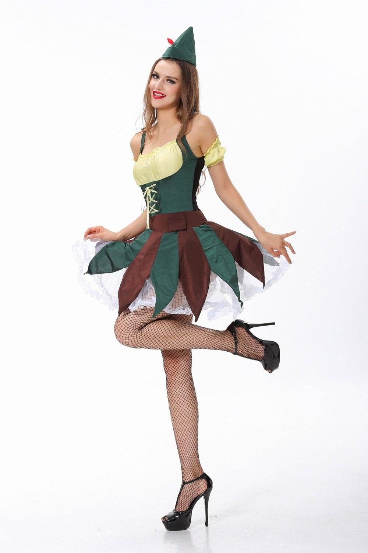 Nuevas mujeres adultas Halloween party sexy bruja 6280 mujeres Hallowen  disfraces en Disfraces fiestas mujer de La novedad y de uso especial en ... 2b2d9b19b26