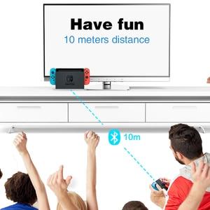 Image 5 - DATA FROG Game Controller For Nintendo Switch Controller Wireless Gamepad For PC Switch Controller Bluetooth Joystick