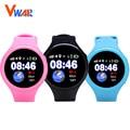 2017 Vwar Дети Сенсорный Экран Smart Watch GPS WIFI AGPS ФУНТОВ Дети отслеживания старик SmartWatch SOS Детские Часы Anti Потерянный Монитор