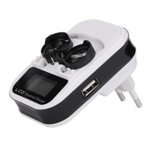 Image 1 - 3.6V LCD Batteria del Tasto Spina di UE del Caricatore per Pile Ricaricabili per Ricaricabile LIR2016/LIR2025/LIR2032/ML2016/ML2025/ML2032