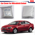Full Car Cover Outdoor Rain Snow Sun Resistant Protection UV-Anti Cover Dustproof For Mitsubishi Galant