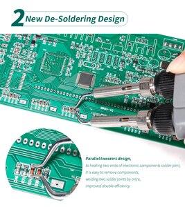 Image 2 - Pincettes chaudes portables, prise 110 V/220 V EU/US/GB/