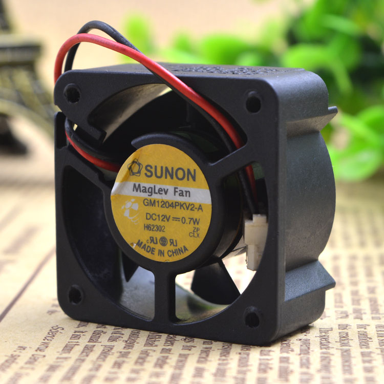 Free Delivery. 4020 original cooling fan GM1204PKV2 - A 12 v 0.7 W ultra-quiet 2 lines