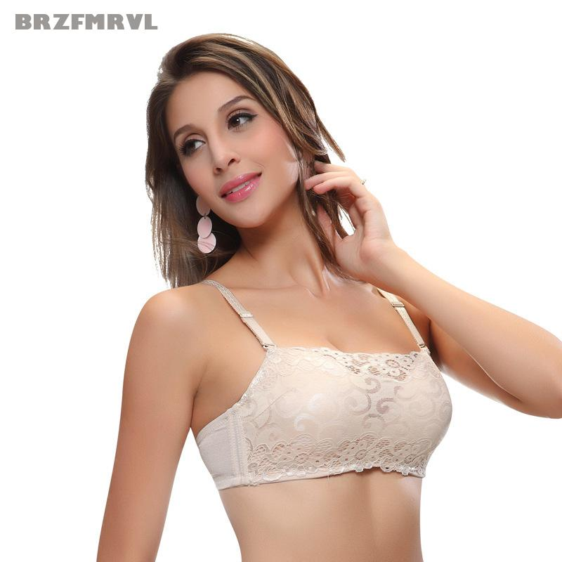 Popular Lace Pushup Bra-Buy Cheap Lace Pushup Bra lots from China ...