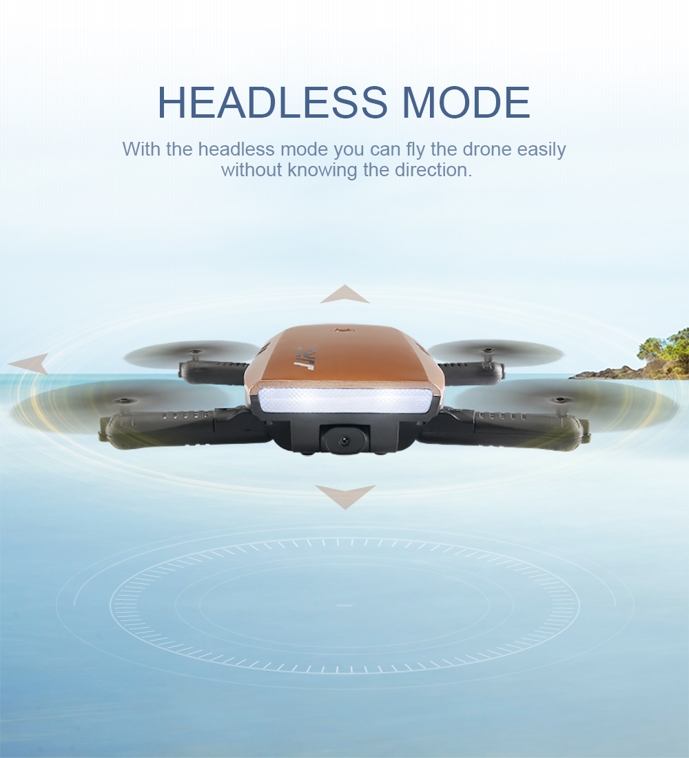 JJRC H47 Fold FPV RC Drone With 720P WIFI Camera 2.4G 6 Axis Headless Mode Altitude Hold One Key Land RC Quadcopter VS H31 H37
