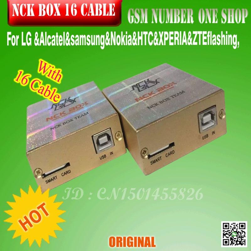 imágenes para 2017 la más nueva Versión Nck Caja Con 16 cables envío libre