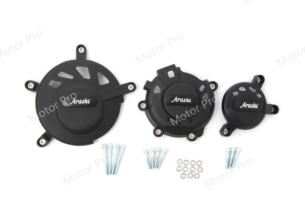 GSXR600 Engine Stator Crank Case Cover FOR SUZUKI GSXR 600 2006 2007 2008 2009 2010 2011 2012 2013 2014 2015 GSX R 600 GSX R 750