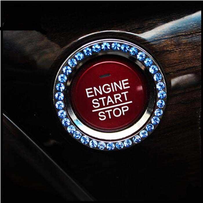 سيارة مفتاح إشعال الديكور حلقة ملصقا ل دودج رحلة JUVC/شاحن/دورانجو/CBLIBER/SXT/دارت