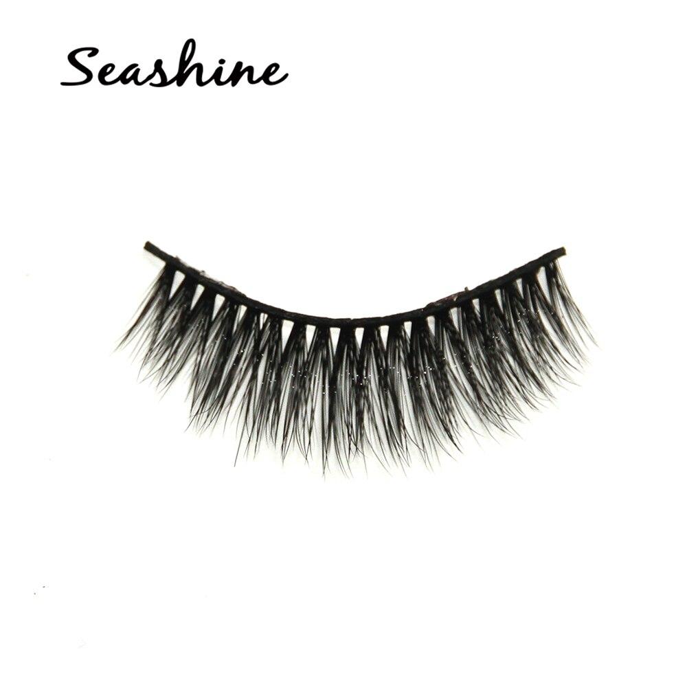 10 Pairs Free Shipping Premium Eyelash Extension Faux Mink Hair Natural Style False Eyelashes 3d Korean Eye Lashes