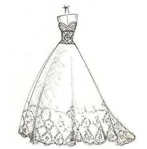 Custom Made Dress Link for Evening Dress
