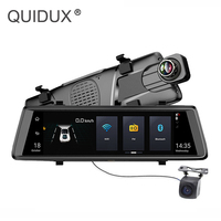Android 10 IPS 4G Car DVR Rearview Mirror ADAS GPS Navigetor FHD 1080P Video Camera Recorder Bluetooth WIFI 16G Android Dashcam