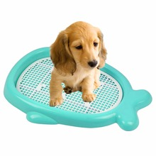 Indoor Potty Toilet Pet Toilet Puppy Dog Practical Pee Pad Tray Portable Cat Doggy Litter Tray Pet Accessories