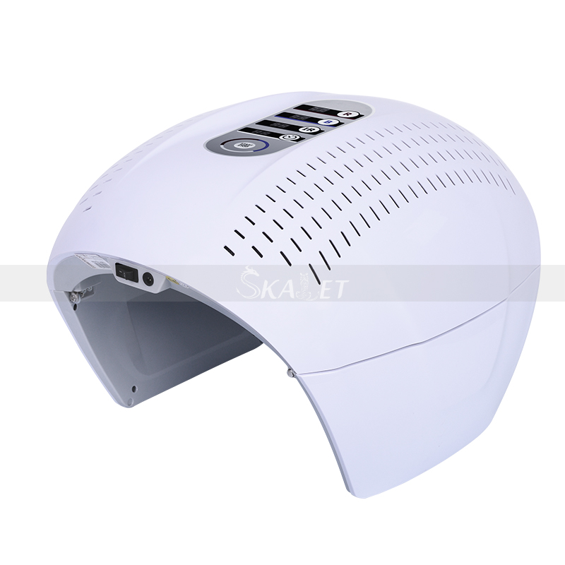 Hot Sales PDT Anti Aging Acne Wrinkle Remove LED Facial Mask Photon Light Therapy Lamp Face Care Beauty Machine