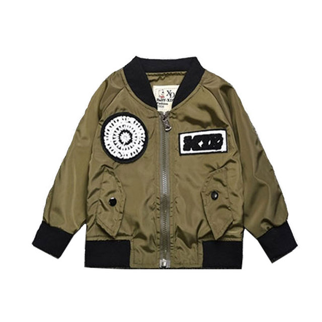 Aliexpress.com : Buy Spring Autumn Jackets for Newborn Boy Coat ...