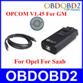Auto Scanner Interface  V1.45 Op com For Opel  OBDII OBD2 Diagnostic Interface OP COM Can Bus For GM For Opel Series For SAAB
