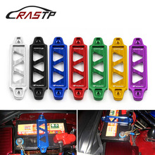 RASTP-Cusco Racing Aluminum Billet Battery Tie Down For Honda Civic EG EK DEL SOL S2000 Acura Integra BTD003