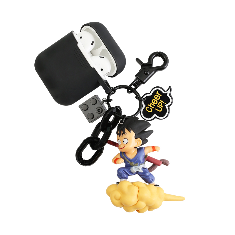 Cute Cartoon Dragon Ball Silicone Case for Apple Airpods Bluetooth Earphone Accessories Airpods Headphone Protective Cover