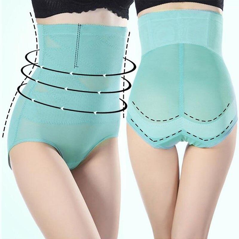 F Slimming High Waist Abdomen Control Underwear Women Shapewear Abdomen mention hip pants Bound waist pants Body slimming in Control Panties from Underwear Sleepwears