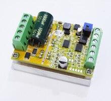 380w 3 fazy bezszczotkowy kontroler silnika płyta (nie/bez czujnik halla) BLDC PWM PLC płyta sterownicza DC 6 50V