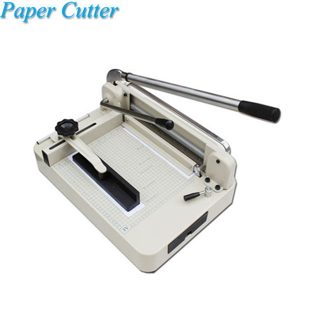Thick Layer Paper Cutter Manual Paper Cutter Book Album Thick Layer Trimming Knife Cutting Knife 868A4