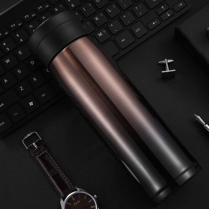 New Design Double Wall Stainless Steel Vacuum Flasks 500ml Thermos Cup Coffee Tea Milk Travel Mug New Design Double Wall Stainless Steel Vacuum Flasks 500ml Thermos Cup Coffee Tea Milk Travel Mug Thermo Bottle Gifts Thermocup