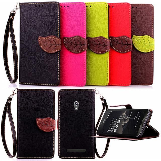 Case For ASUS ZenFone 5 A500CG A501CG A500KL Case Leather Phone Cover For ASUS T00J T00F T00P A500 A501 CG KL ZenFone5 Case Flip