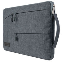 Top Quality Laptop Case For MacBook Air 13 Pro 13 Retina Black Male Bag For IPad