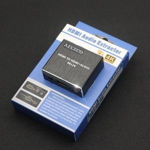 Image 5 - AIXXCO HDMI Audio extractor HDMI met Optische TOSLINK SPDIF + 3.5mm Stereo Audio Extractor Converter HDMI Audio Splitter