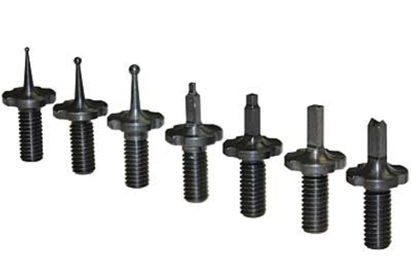 7 Pieces Front Sight Post Body Assortment Replacement Kit - Steel