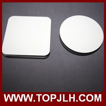 sublimation round cup coaster
