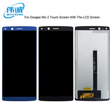 WEICCHENG For Doogee Mix 2 LCD Display and Touch Screen 5 99 Inch For Doogee Mix