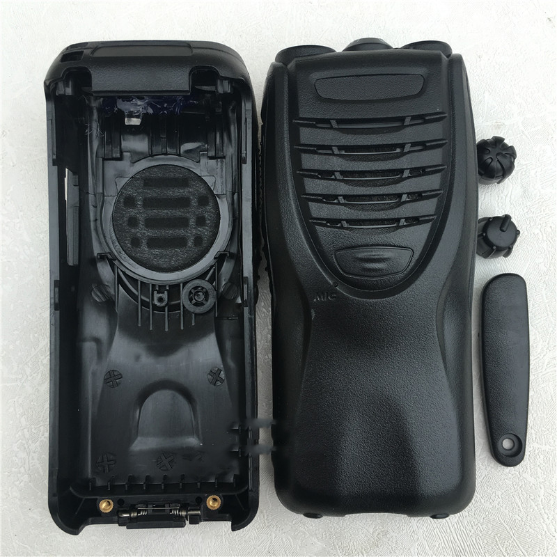 the front case housing shell for kenwood tk3307 tk2307 tk 2302 walkie talkie for replacement