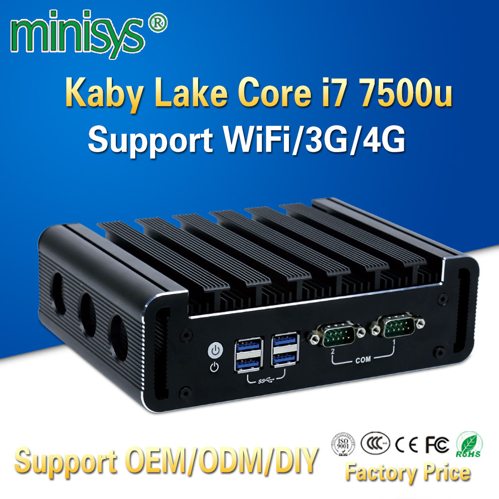 Fanless Linux Computer 1