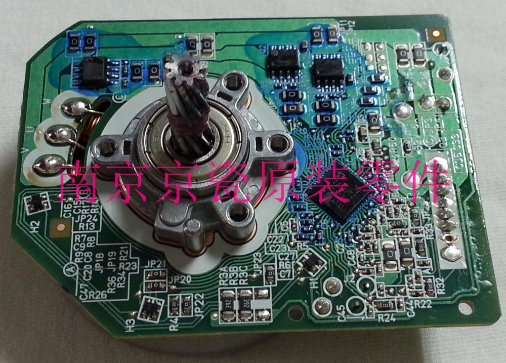 все цены на New Original Kyocera 302K994320 MOTOR-BL W20 for:P6130 P6035 P7040 M6030 M6530 M6035 M6535 онлайн