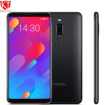"Nuevo Teléfono Móvil Meizu V8 4G LTE 5,7 ""3 GB RAM 32GB ROM Android 8,1 huella digital 13P 5MP Cámara Meizu M8 Lite teléfono inteligente"